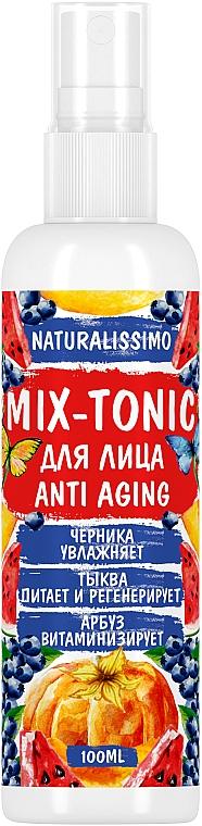 Микс-тоник Anti Aging для лица и тела - Naturalissimo Mix-Tonic