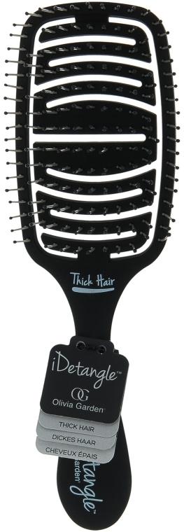 Щетка для волос - Olivia Garden iDetangle Thick Hair