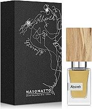 Духи, Парфюмерия, косметика Nasomatto Absinth - Духи (тестер с крышечкой)
