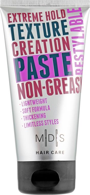 Структурирующая паста для фиксации экстримальных укладок - Mades Cosmetics Texture Creation Paste