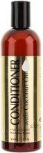 Духи, Парфюмерия, косметика Кондиционер с кокосовым маслом - Delon Laboratories Conditioner With Coconut Oil