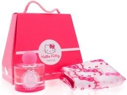 Духи, Парфюмерия, косметика Koto Parfums Hello Kitty - Набор (edt/100ml + платок)