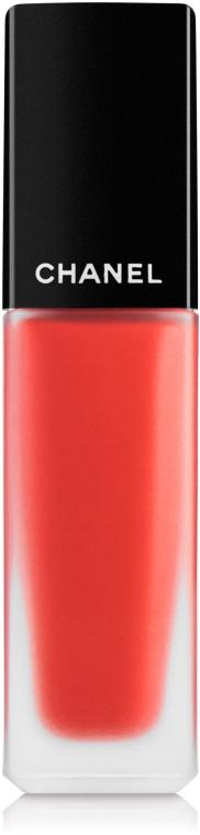 Жидкая ультраматовая помада для губ - Chanel Rouge Allure Ink Fusion