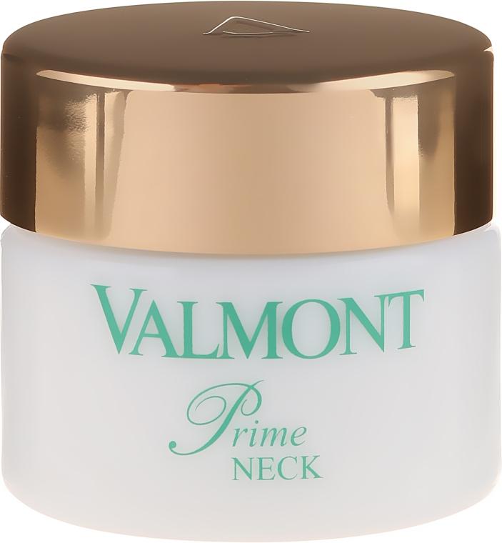 Прайм клеточный восстанавливающий крем для упругости кожи шеи - Valmont Energy Prime Neck — фото N2