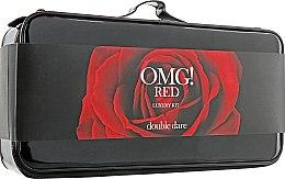 Духи, Парфюмерия, косметика Набор - Double Dare OMG! Red Luxury Kit (f/mask/3х26g + f/mask/3х20g + f/oil/130g + f/ser/30ml + f/booster/30ml + bag + f/brush)