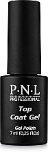 Духи, Парфюмерия, косметика Топ для гель-лака - PNL Professional Top Coat Gel