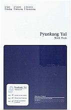 Набор масок - Pyunkang Yul 3 Step Mask Pack — фото N1