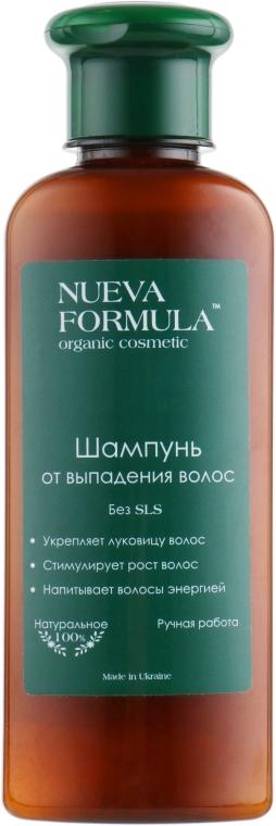 Шампунь от выпадения волос - Nueva Formula