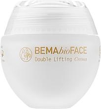 Крем для обличчя з подвійним ефектом ліфтингу - Bema Cosmetici BemaBioFace Double Lifting Cream — фото N1