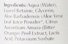 Антибактериальное средство для мамы и ребенка - Bentley Organic Mother & Baby Hand Sanitizer — фото N3