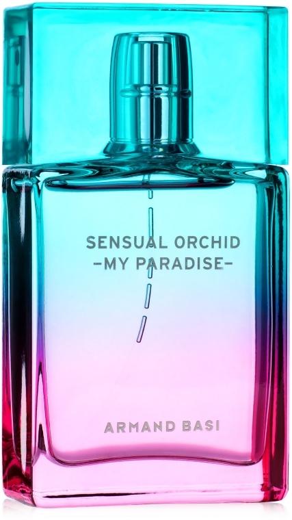 Armand Basi Sensual Orchid My Paradise - Туалетная вода (тестер с крышечкой)
