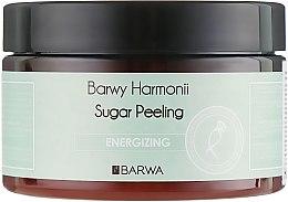 Духи, Парфюмерия, косметика Сахарный пилинг для тела - Barwa Harmony Sugar Peeling Energizing
