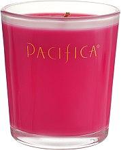 Соевая свеча - Pacifica Island Vanilla Soy Candle  — фото N2
