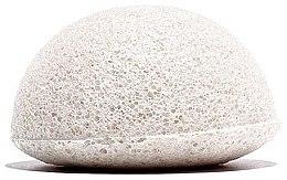 Духи, Парфюмерия, косметика Спонж конняку с белой глиной - Love Nature Konjac Sponge
