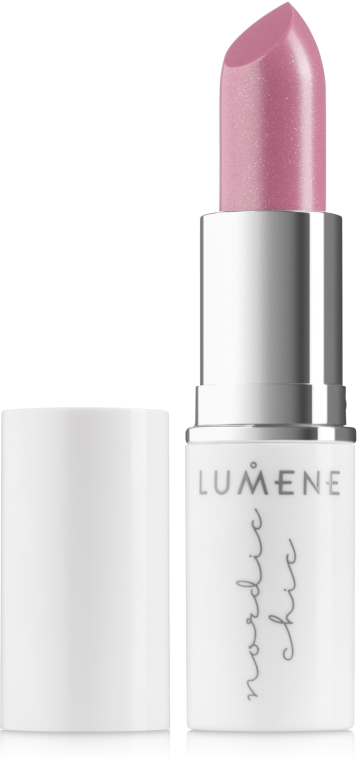 Увлажняющая помада для губ - Lumene Nordic Chic Moisturizing Lipstick