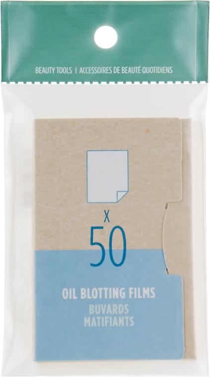 Матирующие салфетки для лица - The Face Shop Daily Beauty Tools Oil Blotting Films