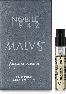 Nobile 1942 Malvs - Парфюмированная вода (пробник)