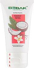 """Духи, Парфюмерия, косметика Крем для рук """"Кокос и ваниль"""" - Bebak Laboratories Super Fruits Hand Cream Coconut And Vanilla"""