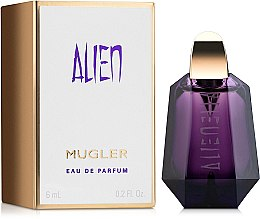 Thierry Mugler Alien - Парфюмированная вода (мини) — фото N1