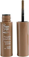 Духи, Парфюмерия, косметика Пудра для бровей - Peggy Sage Eyebrow Powder