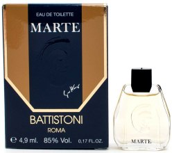 Духи, Парфюмерия, косметика Battistoni Marte - Туалетная вода (мини)