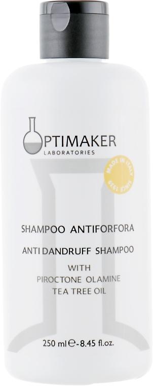 Шампунь для волос от перхоти - Optima Shampoo Antiforfora