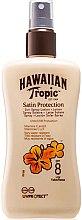 Духи, Парфюмерия, косметика Солнцезащитный лосьон для тела - Hawaiian Tropic Protective Sun Spray Lotion SPF 8