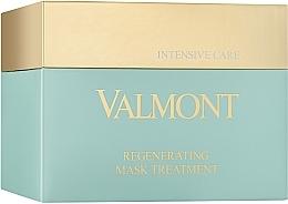 Парфумерія, косметика Набір відновлювальних колагенових масок для обличчя - Valmont Intensive Care Regenerating Mask Treatment (mask/5x35g + serum/5x1.8ml + water/60ml)