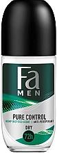 Духи, Парфюмерия, косметика Антиперспирант роликовый - Fa Men Pure Control Hemp Inspired Scent Anti-Perspirant