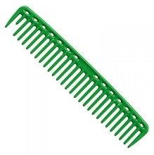Духи, Парфюмерия, косметика Расческа для стрижки, 200мм - Y.S.Park Professional 452 Big Hearted Combs Green