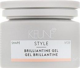 Духи, Парфюмерия, косметика Гель бриллиантин для волос №29 - Keune Style Brilliantine Gel
