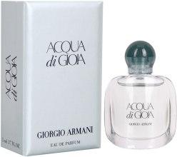 Духи, Парфюмерия, косметика Giorgio Armani Acqua di Gioia - Парфюмированная вода (мини)