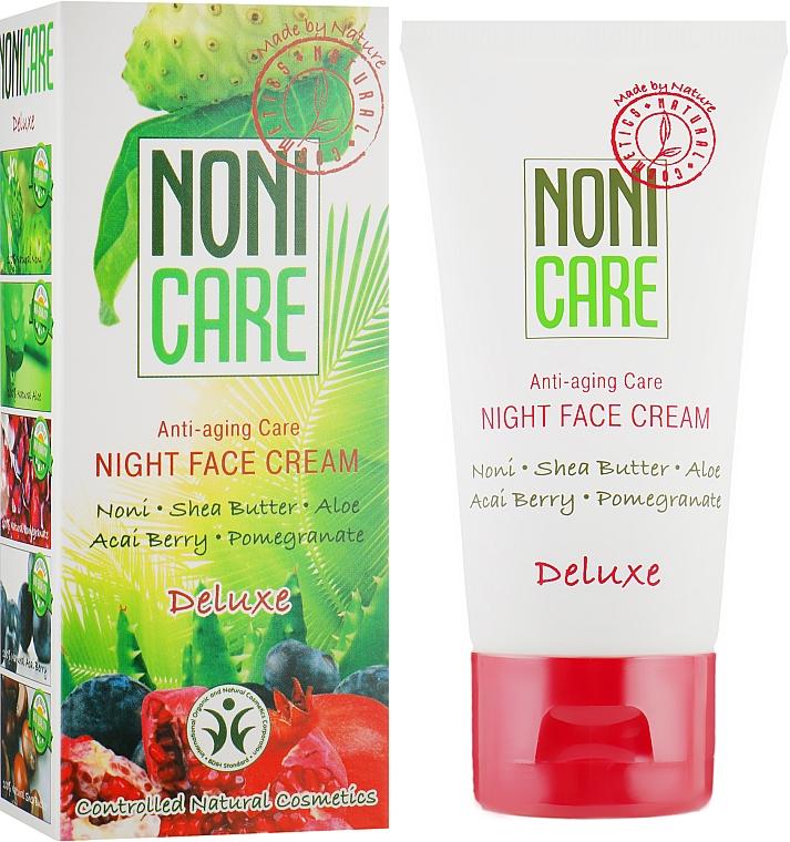 Ночной крем от морщин - Nonicare Deluxe Night Face Cream