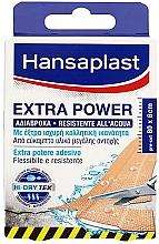 Духи, Парфюмерия, косметика Сверхпрочный пластырь, 10 х 6 см - Hansaplast Extra Robust