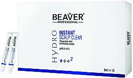 Духи, Парфюмерия, косметика Мягкий пилинг для очищения жирной кожи головы - Beaver Professional Hydro Peel