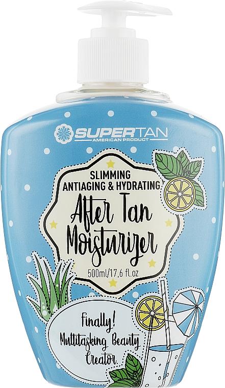 Лосьон для тела после загара - Supertan Sliming Antiaging And Hydrating