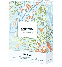 Парфумерія, косметика Набір - Estel Professional Babayaga (shmp/250ml + h/mask/200ml + spray/200ml)