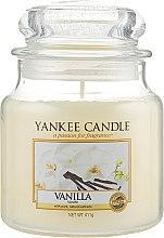 """Духи, Парфюмерия, косметика Ароматическая свеча """"Ваниль"""" - Yankee Candle Vanilla"""