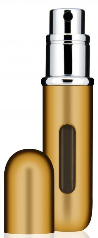 Атомайзер, золотистый - Travalo Classic HD Gold Refillable Spray