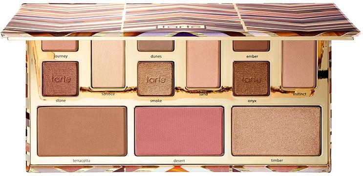 Палетка для контурирования - Tarte Cosmetics Clay Play Face Shaping Palette Vol. 2
