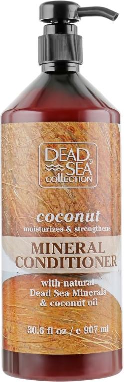 Кондиционер с минералами Мертвого моря и кокосовым маслом - Dead Sea Collection Coconut Mineral Conditioner