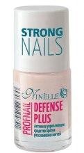 Духи, Парфюмерия, косметика Активное укрепляющее средство против расслаивания ногтей - Ninelle Defense Plus Profnail
