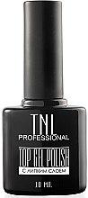 Духи, Парфюмерия, косметика Закрепитель для гель-лака с липким слоем - TNL Professional Top Gel Polish