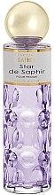Духи, Парфюмерия, косметика Saphir Parfums Star - Парфюмированная вода (тестер с крышечкой)