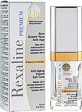 Духи, Парфюмерия, косметика Антивозрастной крем эксперт для кожи вокруг глаз - Rexaline Line Killer X-Treme Corrector Cream