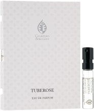 Духи, Парфюмерия, косметика Giardino Benessere Tuberose - Парфюмированная вода (пробник)