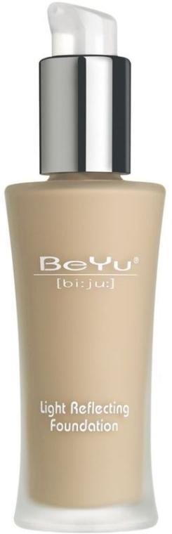 Легкий тональный крем с отражающим эффектом - BeYu Light Reflecting Foundation