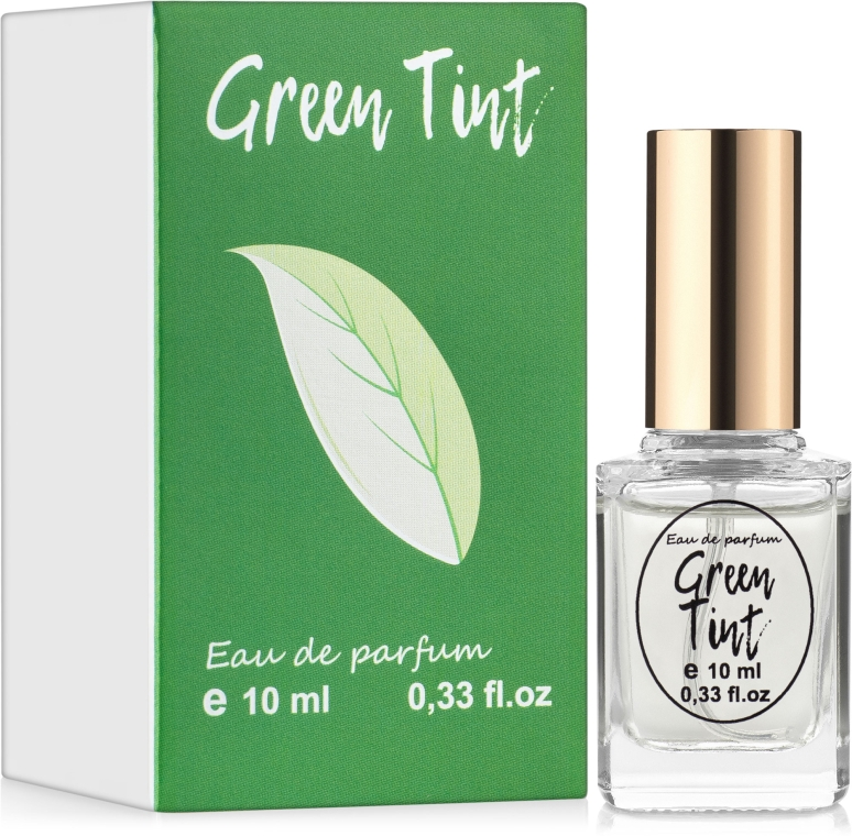 Eva Cosmetics Green Tint - Парфюмированная вода (мини)