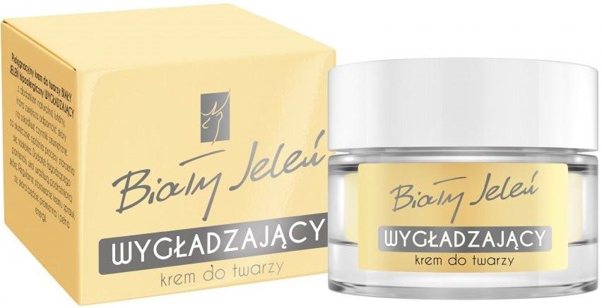 Гипоаллергенный увлажняющий крем для лица - Bialy Jelen Hypoallergenic Moistening Face Cream — фото N1