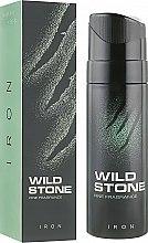 Духи, Парфюмерия, косметика Парфюмированный спрей для тела - Wild Stone Iron